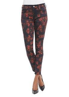 Rough Roses Skinny Jeans   Rough Roses Skinny Jeans