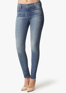 Slim Illusion High Waist Skinny Contour in Dusty Vintage Blue