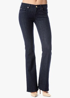 Slim Illusion Kimmie Contour Bootcut in Rinse