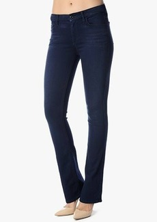 Slim Illusion LUXE: Skinny Bootcut in Rich Blue