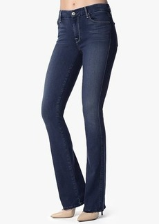 Slim Illusion Luxe: The Skinny Bootcut w/Contour Waistband in Brilliant Blue