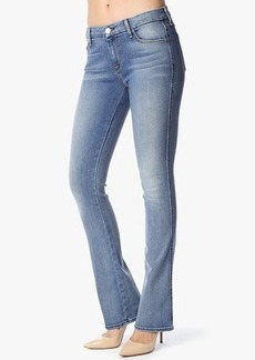 Slim Illusion Skinny Bootcut in Swiss Alps Blue