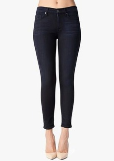 """The Ankle Skinny in Lilah Blue Black (28"""" Inseam)"""