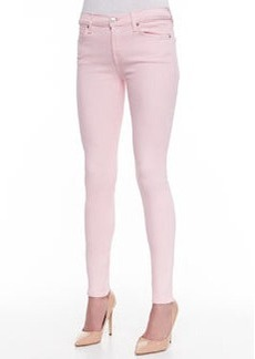 The Ankle Skinny Jeans, Blush Pink   The Ankle Skinny Jeans, Blush Pink