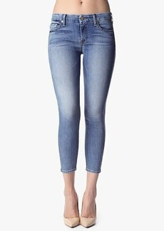 "The Cropped Skinny Contour in Super Sanded Blue (26"" Inseam)"