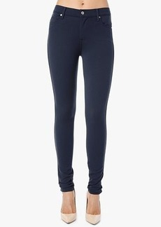 The High Waist Skinny in Navy Double Knit