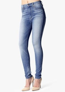 The High Waist Skinny in Super Heritage Stretch