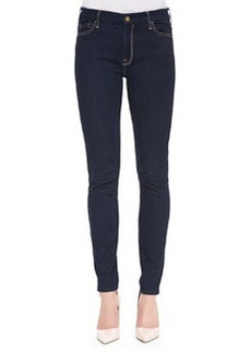 The High-Waist Skinny Jeans, Rinsed Indigo   The High-Waist Skinny Jeans, Rinsed Indigo