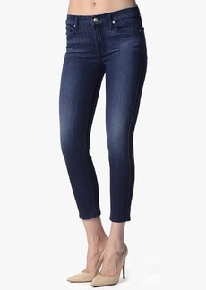 """The Kimmie Crop in Legacy Blue (26"""" Inseam)"""