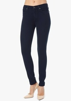 The Mid Rise Skinny in Navy