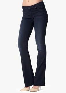 The Second Skin Slim Illusion Kimmie Bootcut in Washed Dark