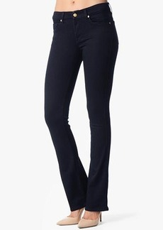 The Second Skin Slim Illusion Skinny Bootcut in Elasticity Clean Blue