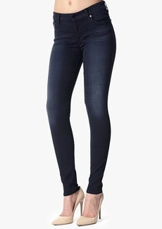 The Second Skin Slim Illusion Skinny in Washed Dark