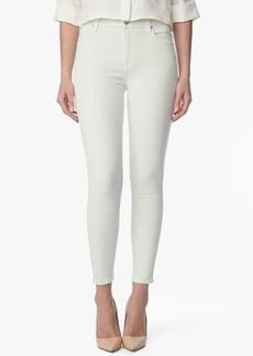 "The Slim Illusion High Waist Ankle Skinny in Light Mint (28"" Inseam)"
