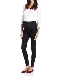 James Jeans Women's Maternity Twiggy Faux Pocket Jean Legging