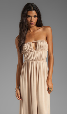 Rachel Pally Lavela Dress in Beige