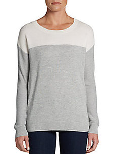 Joie Camila Colorblock Sweater