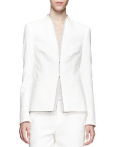 Hale Double-Layer Blazer   Hale Double-Layer Blazer