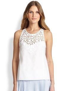 Nanette Lepore Terrace Top
