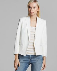Theory Blazer - Lynn Checklst