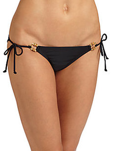 Shoshanna String Ring Bikini Bottom
