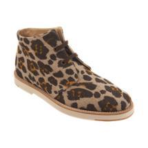 Stella McCartney Leopard-Printed Desert Boot