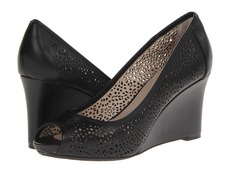 Rockport Seven to 7 Laser Peep Toe Wedge