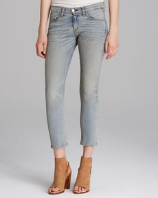 rag & bone/JEAN Jeans - The Capri in Swamis