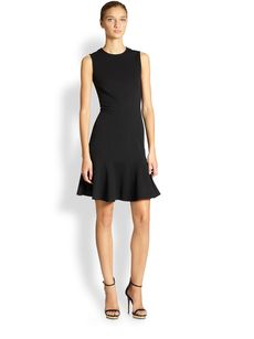 Michael Kors Flare Dress
