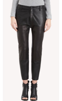 Rag & Bone Carpenter Leather Pants