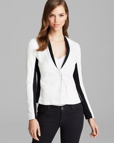 Nanette Lepore Blazer - Perfect Match Knit Captivated