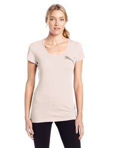 PUMA Women's Animal Logo Tee