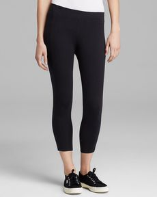 Three Dots Cropped Leggings