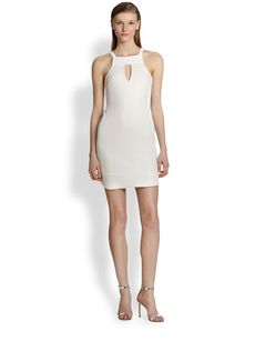 Trina Turk Parson Raffia Dress