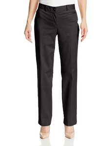 Jones New York Women's Slim Leg Welt Pant