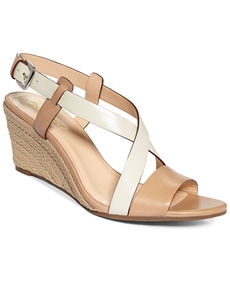 Cole Haan Women's Taylor Wedge Sandals