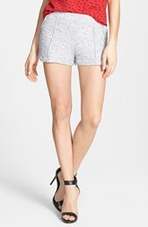 Three Dots Bouclé Shorts