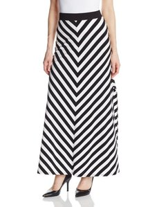 Calvin Klein Performance Women's Chevron Stripe Maxi Skirt