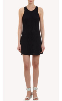 3.1 Phillip Lim Geometric-ribbed Ponte Knit Tank Dress