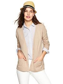 Luxlight V-neck cardigan