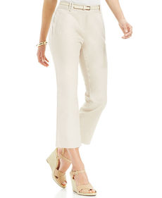 Charter Club Straight-Leg Ankle Pants