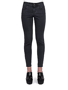 Stella McCartney Pinstripe Denim Jeans