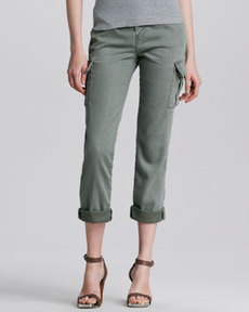 J Brand Ready to Wear Croft Cuffed Cargo Pants