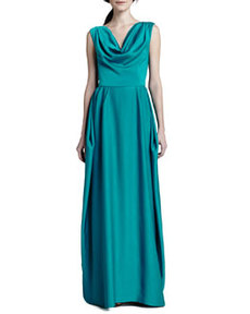 Gretchen Open Back Gown   Gretchen Open Back Gown