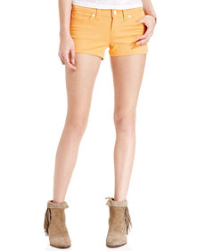 Levi's® Juniors' Shorts Canteloupe