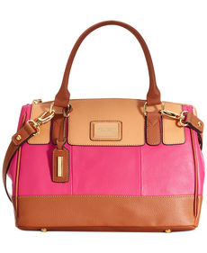 Tignanello Handbag, Social Leather Satchel