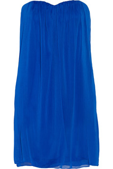 Alice + Olivia Jazz cutout georgette dress