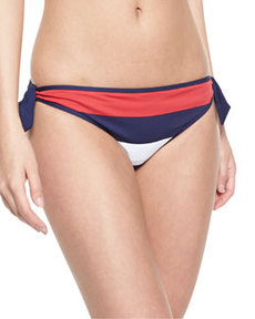 Tommy Bahama Mare Rugby-Stripe Reversible Swim Bottom