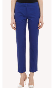 Proenza Schouler Canvas Skinny Trousers