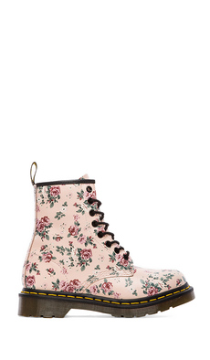 Dr. Martens 1460 W 8-Eye Boot in Pink